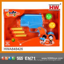 Top Qualität mit EN71 Ball Shooting Gun Spielzeug