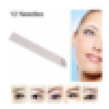 #12 3D Eyebrow Embroidery needles , 3D Microblading Blade .