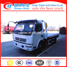 Wheelbase 3800mm Flatbed Recovery Road Rescue Vehicle