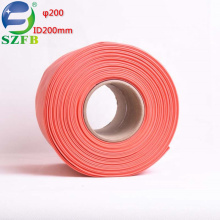 Feibo manufacturer custom size insulated cable protection diameter 200mm no glue heat shrink tubing