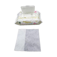 OEM Disposable Soft Spunlace Baby Wipes
