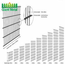 bastifor normal double wire fence