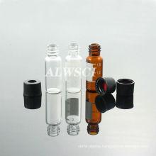 2ml 8mm screw cap vials for Agilent,Waters,Varian,Shimadzu autosamplers(8-425)