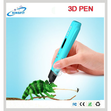 2016 New Design Digital 3D Print Pen for Kids
