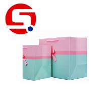 Matériel de papier de sac à provisions promotionnel de haute qualité