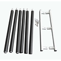 Surfboard Storage Aluminum SUP Wall Rack