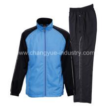 novo design de chegada inverno ostenta ternos para mens sportswear com formação quente