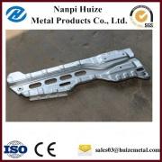 Pièces détachées auto en usinage CNC en aluminium