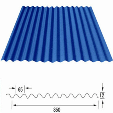 Galvanized Sheet Metal Corrugated for Sheet Panel Roofing