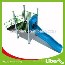 Excellente qualité Aire de jeux pour enfants Petite vente de matériel de terrain de jeux extérieur