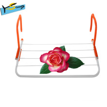 Flexble Convenient Clothes Rack Bathroom Rack