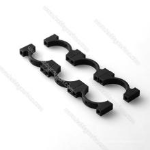 OEM tubo de carbono 25 mm OD tubo de aluminio clip para FPV / Drones