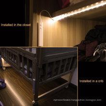 2835smd 5050 smd strip 5v bed led motion sensor led strip light with 3m tape installation