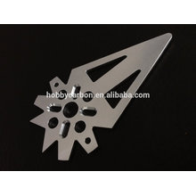 Mecanizado de piezas de aluminio CNC
