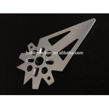 Usinage de pièces en aluminium CNC