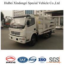 2ton Dongfeng aspirador de polvo Road Cleaner Camión de limpieza