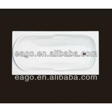 EAGO BUILT-IN ACRYLIC BATHTUB K1500-13