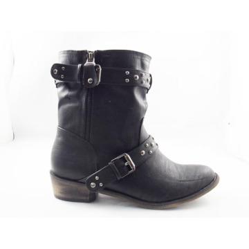 Neuer Stil Knöchel flache Ferse Frauen Kleid Stiefel (HCY03-139)