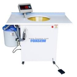 Półautomatyczna maszyna do napełniania puszek i piór