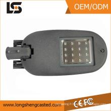 Iso9001 fonderie de précision personnalisée adc12 alliage d'aluminium moulage sous pression utilisé ampoule logement