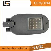 iso9001 fundição custom precision adc12 liga de alumínio die casting usado lâmpada