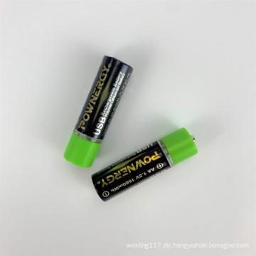AA Batterie Mit Schnellladegerät