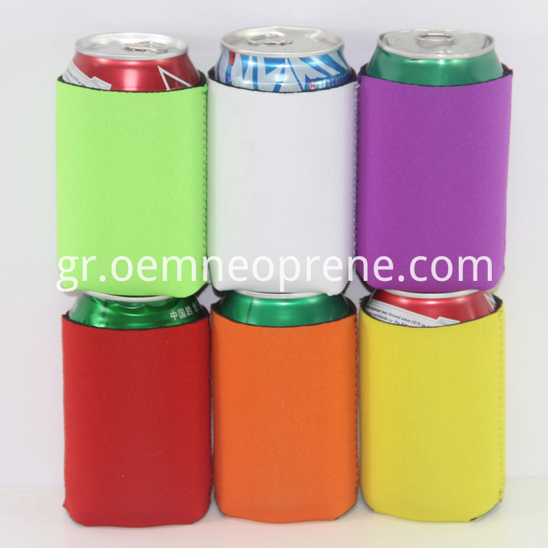 Alt Colorful Beer Can Coolers