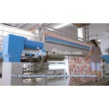 CSHX-233 alta velocidad multicabezal acolchado y máquina de bordado