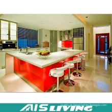 Armários de cozinha com armário UV Móveis com torneiras (AIS-K194)