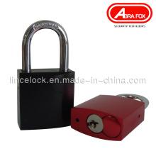 Cadenas, cadenas en alliage d'aluminium, verrouillage de sécurité (610)