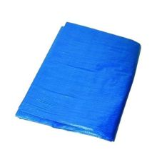 Blue PE Tarpaulin Sheet