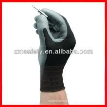 ПУ рабочие перчатки вкладыш нейлона