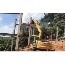 Vorgefertigtes leichtes Stahlstruktur-Häuschen