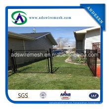 Sistemas de vallas de enlace de cadena residencial de Eco
