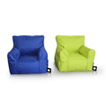 Soft Small Chair Blue Yellow Pink Bean Bags