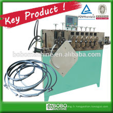 AUTOMATIC BARREL RING FORMING MACHINE