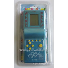 Oil-painting Color E9999 in 1 Brick Game Console