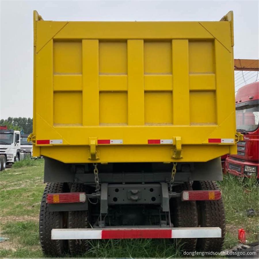 Used Howo 6x402