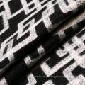 55% Polyester 45% Wolle Wollstoff für Kleidungsstück