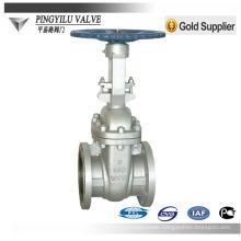 Standard rising stem flange type WCB API Class150 ANSI 6 inch gate valve