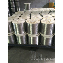 Bright Annealed Stainless Steel Wire 304 316 Grade