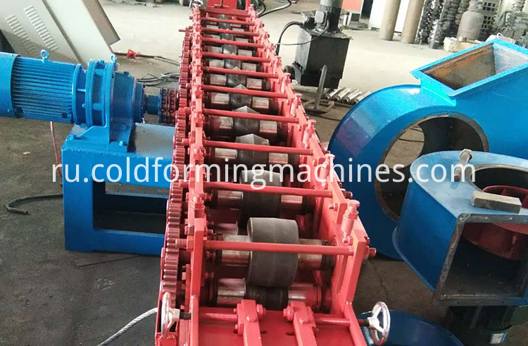 angle iron roll forming machine 5