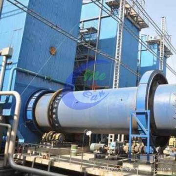 Distillation d'huile usée de traitement d'huile de boue industrielle
