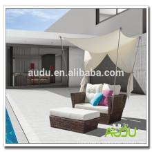 Audu Wicker Outdoor Uv E Waterproof Daybed