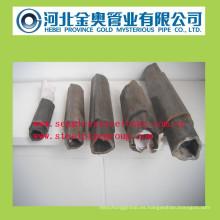 Tubos de acero sin costura / tubería de acero sin costura triangular y tubo