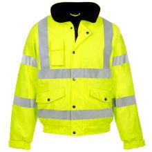 Vêtement de sécurité de sécurité rembourré personnalisé industriel en gros