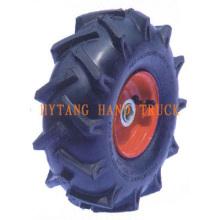 roda de borracha 3.50-4, lug padrão