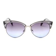 moda mulheres china fábrica personalizado óculos de sol