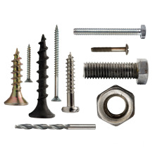 Fasteners carbon steel Metal screw hook