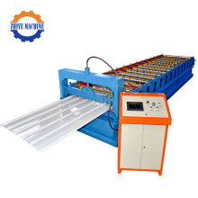 Automatic Aluminum Roof Sheets Rolling Forming Machinery
